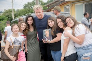 Gordon Ramsey Caseificio Il Casolare
